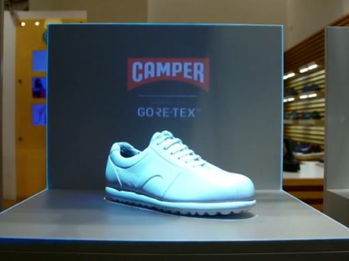 Camper Stores // Gore-tex